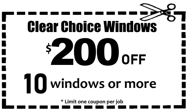 $200 off 10 windows coupon