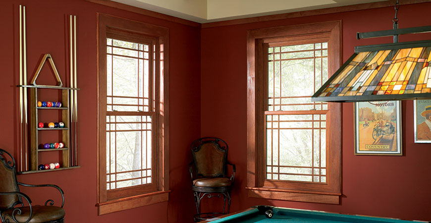 UltraMaxx Fusion-Welded Vinyl Windows